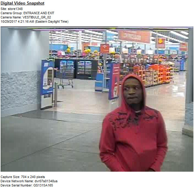 New Hanover Sheriff's Office looking for suspects who robbed