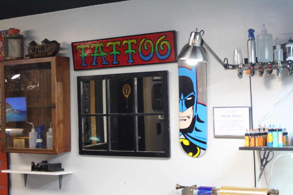 Tattoo shop owners hoping Carolina Beach changes rules banning body ...