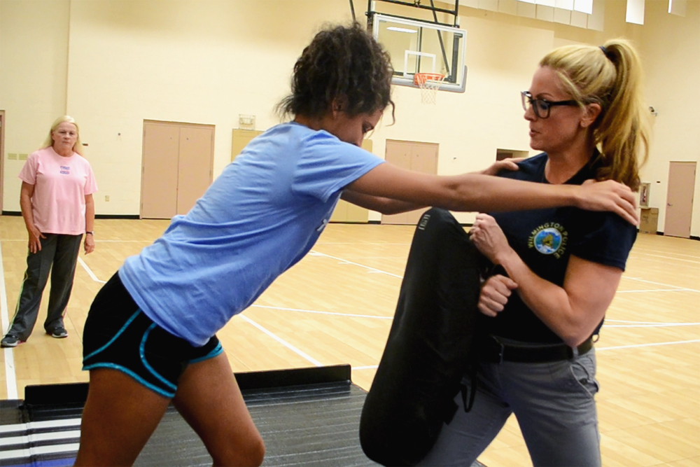 Wilmington Police Department to offer free and frequent women's self