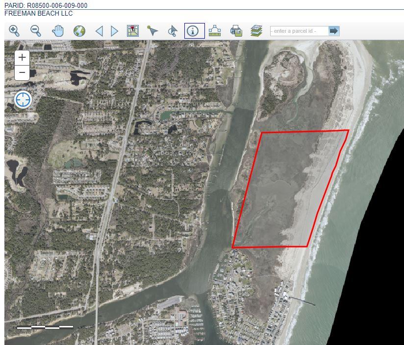 What's Carolina Beach offering Freeman Park LLCs for