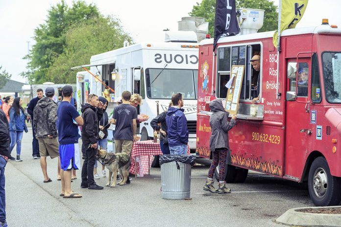 The Parks Conservancy of New Hanover County presents its9th Food Truck Rodeo at Ogden Park Sunday. (Port City Daily photo /COURTESY NEW HANOVER COUNTY PARKS AND GARDENS)