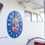 The Bald Head Island Transportation Authority is working to acquire the island's multi-million dollar, privately-owned ferry system. (Port City Daily photo/Johanna Ferebee)