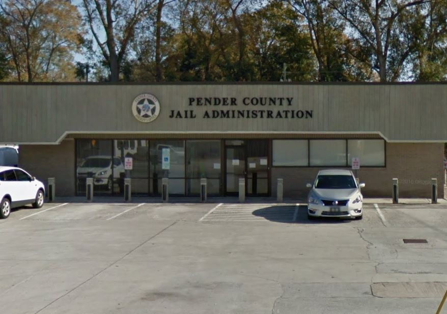 Pender County's jail is overcrowded and aging  There are no