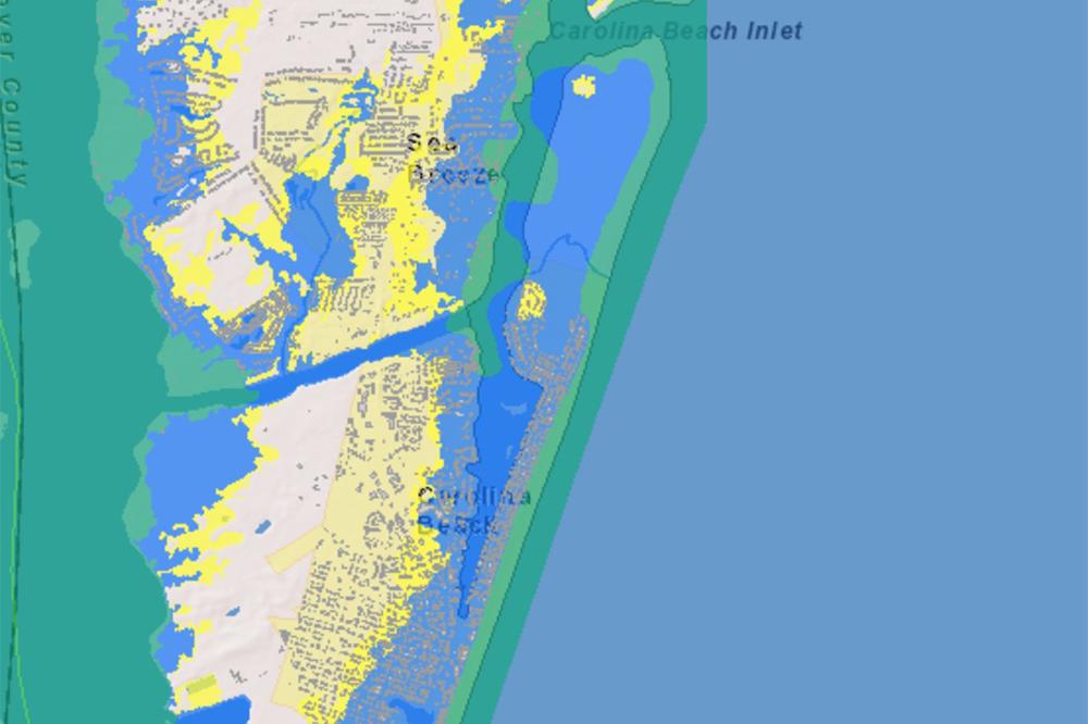 Year Flood Maps on