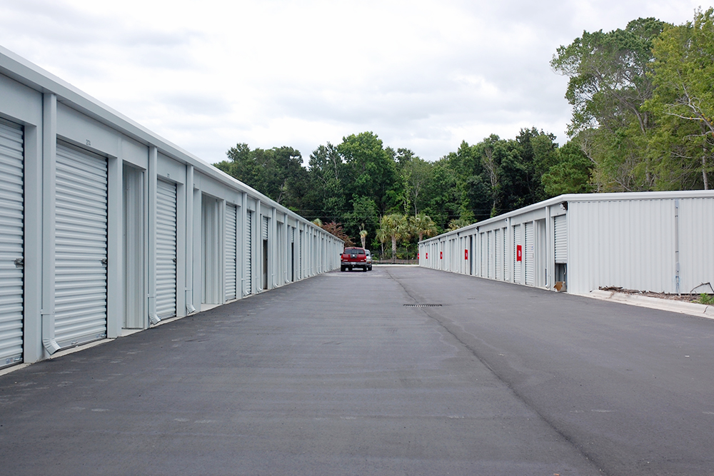 With storage facilities increasing in southeastern North Carolina, Pender County could restrict their development along well-traveled roadways. (Port City Daily photo/Johanna Ferebee)