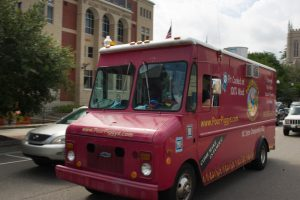 Three different food truck owners have filed a suit against the Town of Carolina Beach (Port City Daily/Mark Darrough)