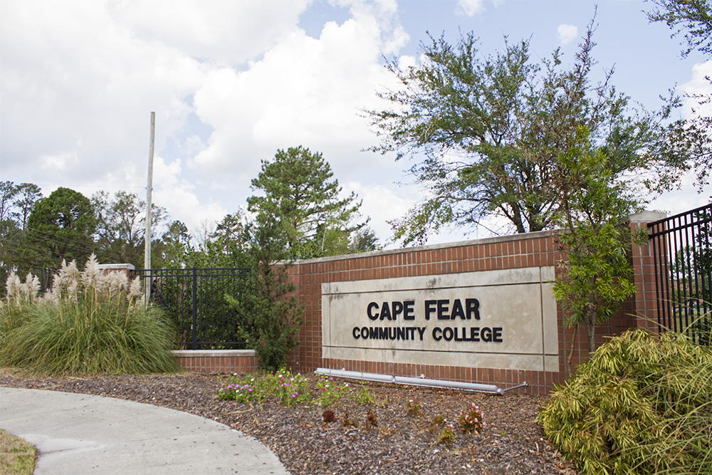 Electrical equipment went missing in the aftermath of Hurricane Florence at Cape Fear Community College. (Port City Daily photo/Johanna Ferebee)