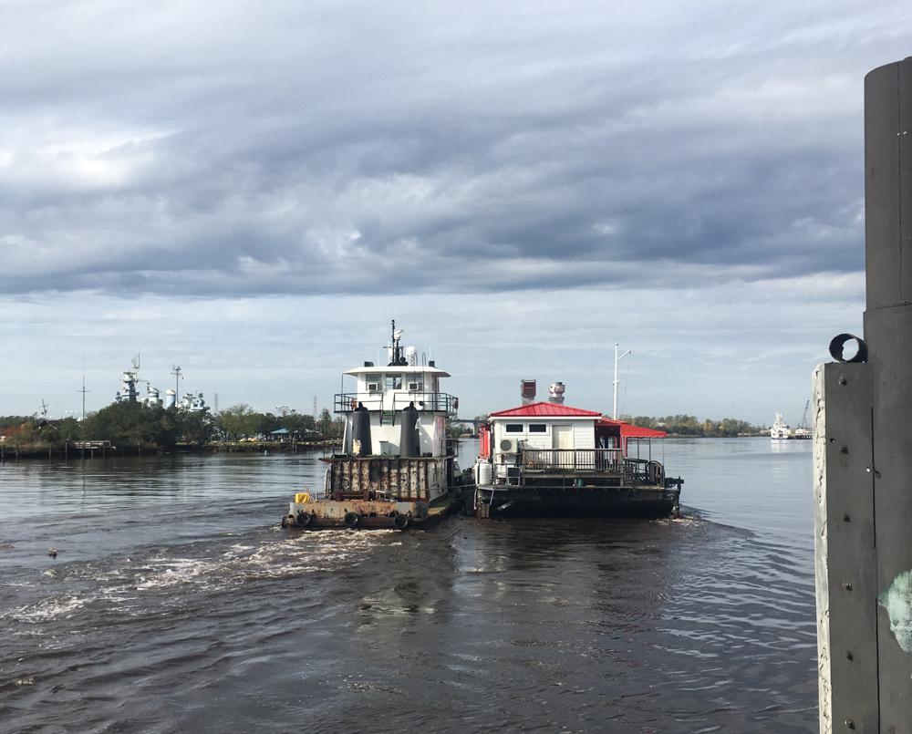 Downtown Wilmington barge restaurant Anne Bonny's goes