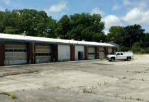 The property is located on Castle Street, and is a former WAVE Transit facility. (Port City Daily/Courtesy Wilmington)