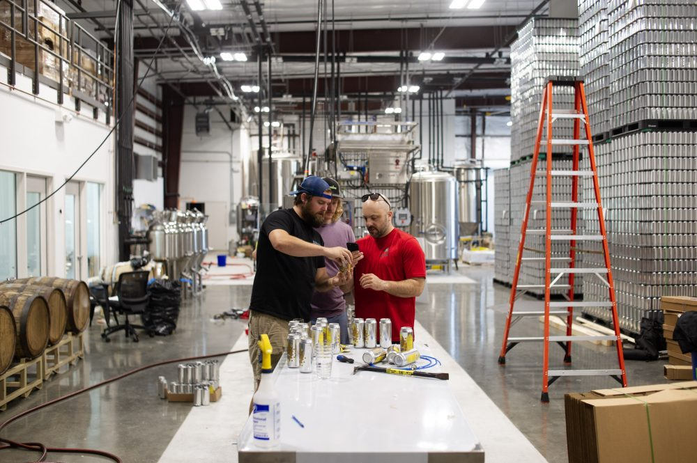 Flying Machine hits Wilmington craft beer market with new