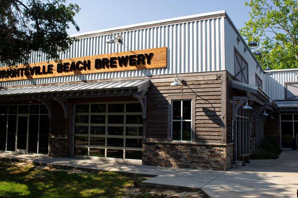 Wrightsville Beach Brewery owner Jud Watkins was given a noise violation after throwing a fundraising concert last weekend. (Port City Daily photo/Mark Darrough)