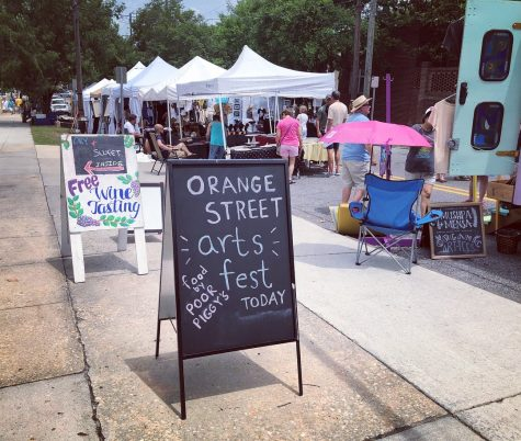 The Orange Street ArtsFest will return to downtown Wilmington Memorial Day weekend. (Port City Daily photo/Courtesy Thalian Association Community Theatre)