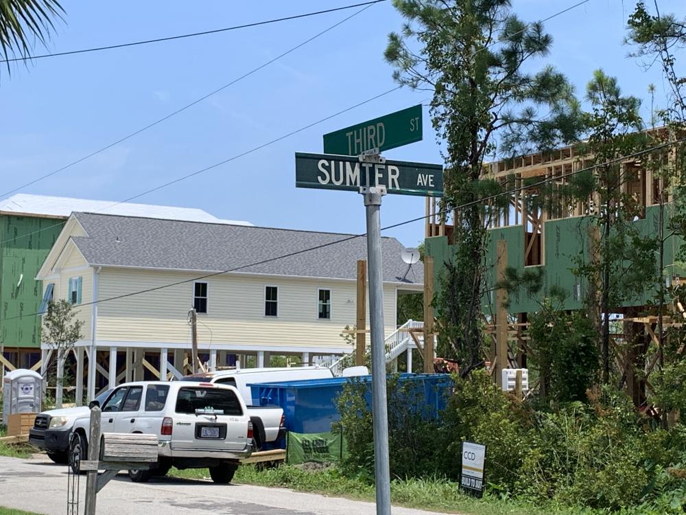 Carolina Beach resident asking to rezone her neighbors' land sits on