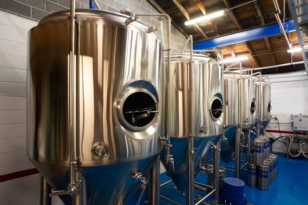 Waterline Brewing Company expands Kölsch production in IPA
