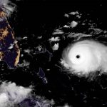 Hurricane Dorian (Port City Daily/NOAA)
