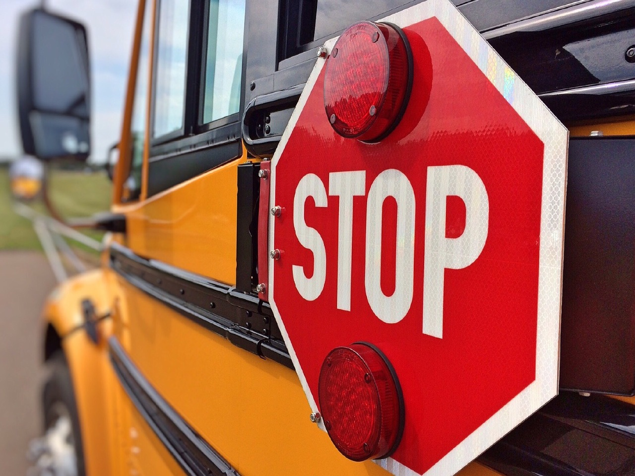 A Wilmington man collided with a school bus on South 16th Street this morning. (Port City Daily photo/File)