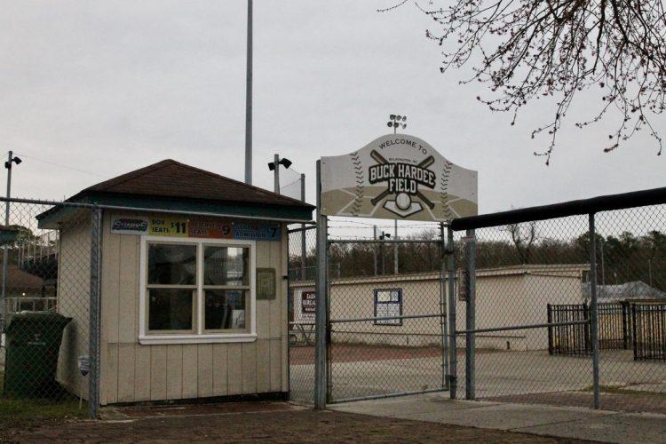 Buck Hardee Baseball Field legion sports complex (Port City Daily photo/Alexandria Sands)