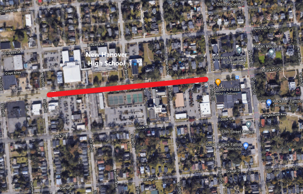 Market Street will be closed later this week for manhole replacement